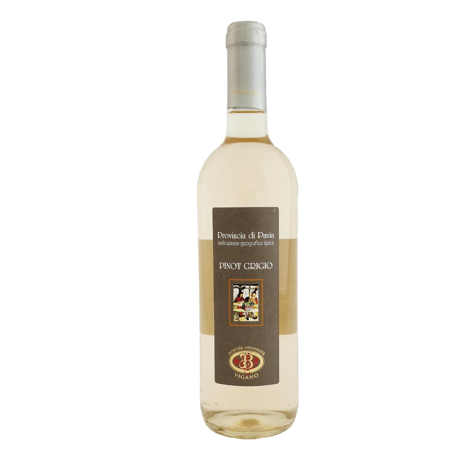 Pinot Grigio Vino Oltrepò Pavese - Azienda Vitivinicola Vigano
