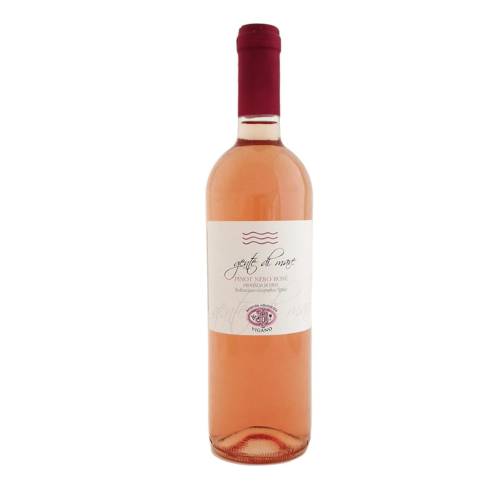 Pinot Nero rose Vino Oltrepò Pavese - Azienda Vitivinicola Vigano