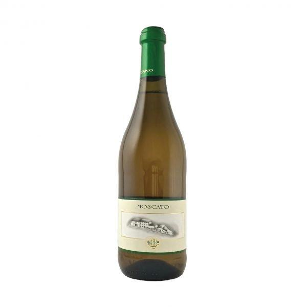 Bottiglia Moscato - Vini Vigano Colline Oltrepò Pavese